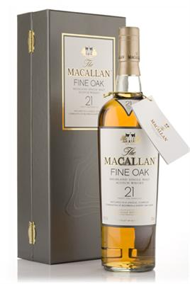Macallan Scotch Single Malt  1990 Speymalt Bottled By Gordon & Macphail